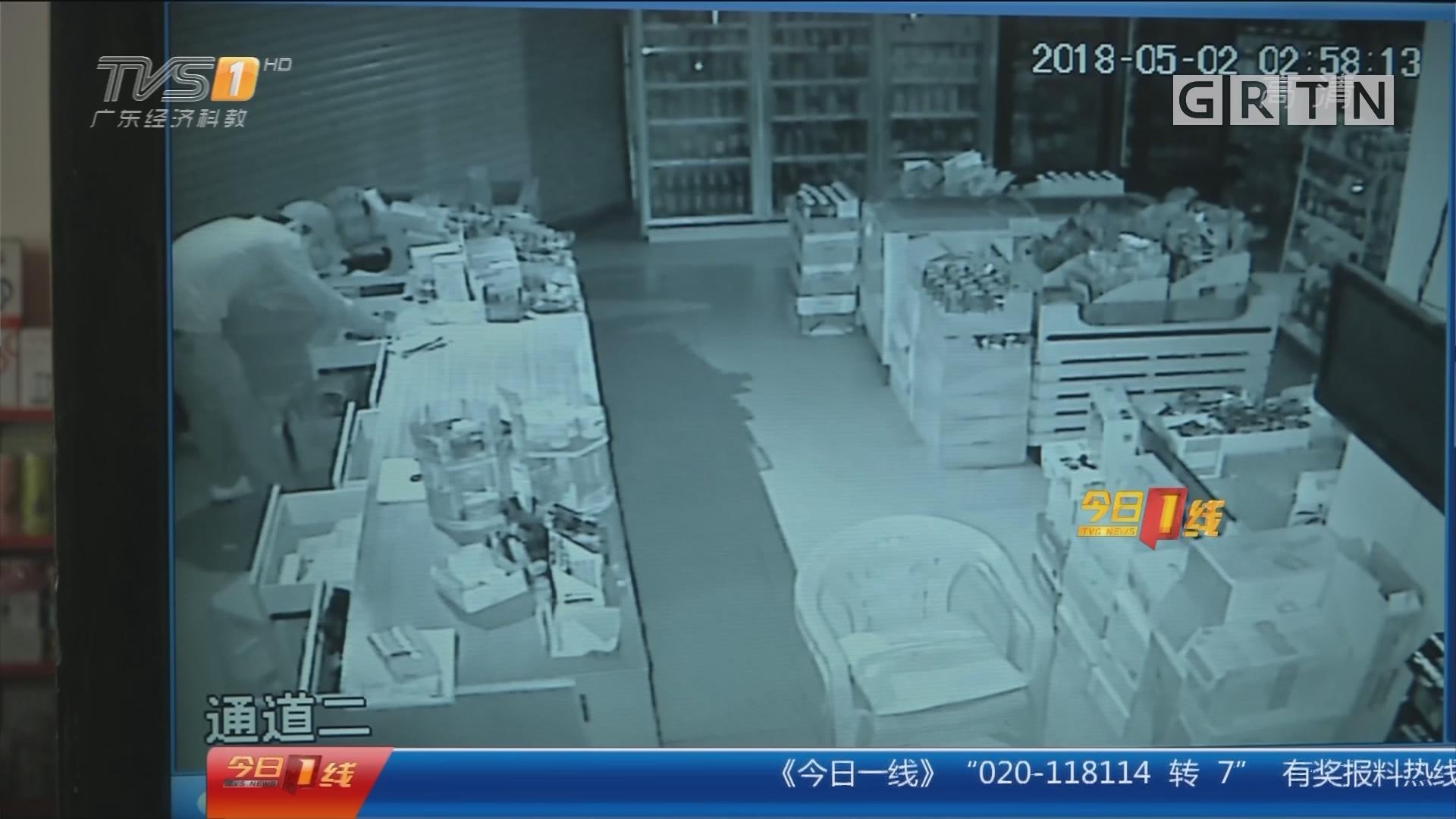 东莞大朗:小偷入室盗走3万多元 警方介入调查