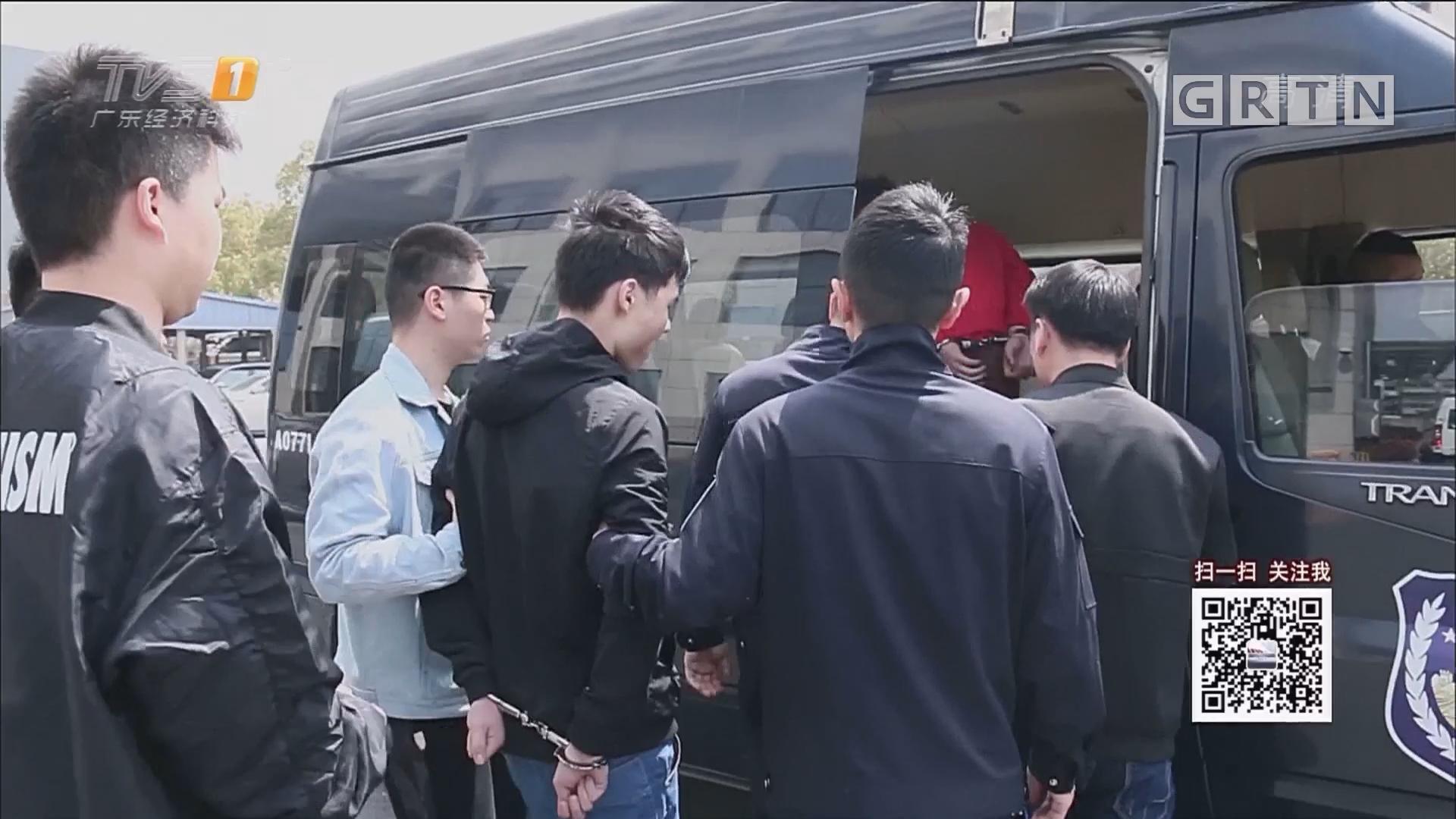 被抓!20岁小伙拍打人视频炫耀