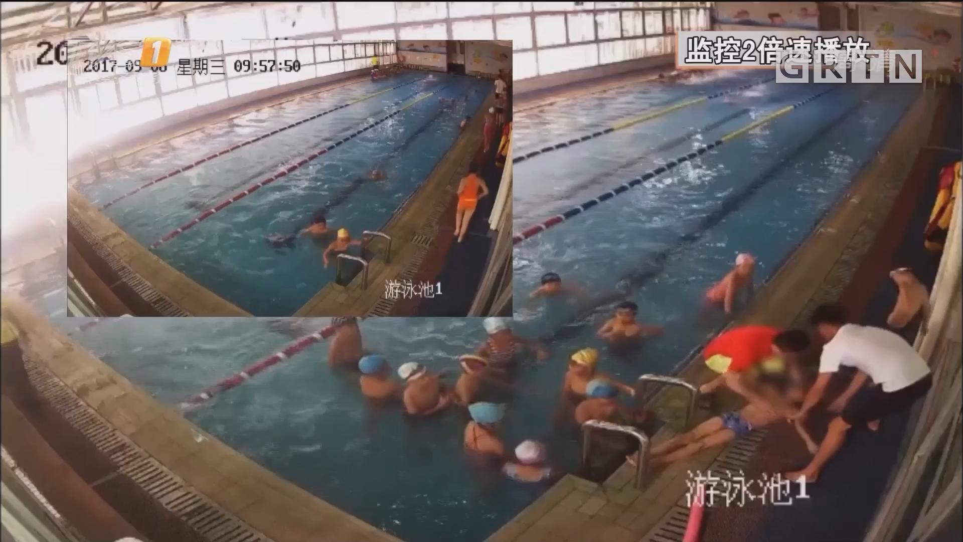 调查追踪:九岁男童溺毙学校游泳课 校方与家长各执一词(一)