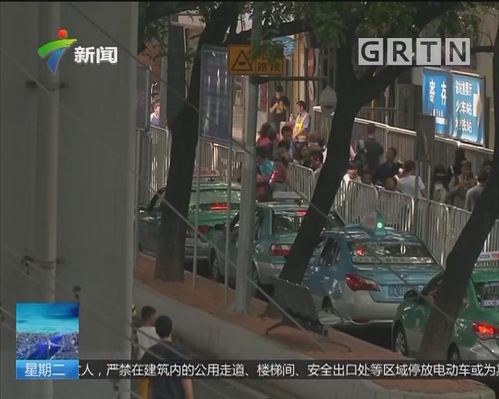 """广州出租车管理:广州的士拟增监控录音 一年拒载三次就""""拜拜"""""""