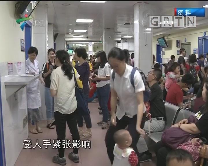 广东:儿科医生缺口达2000人