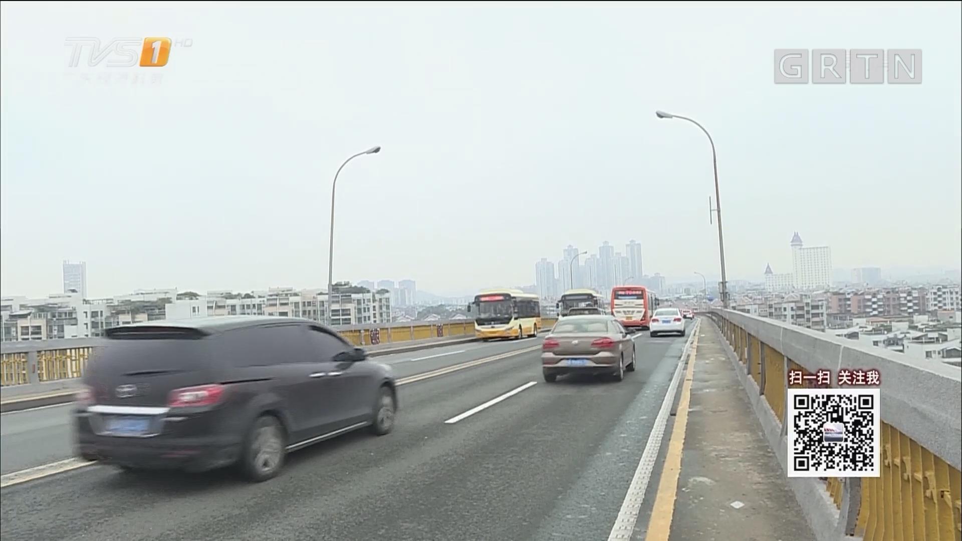 洛溪大桥拓宽工程动工 预计2021年完工