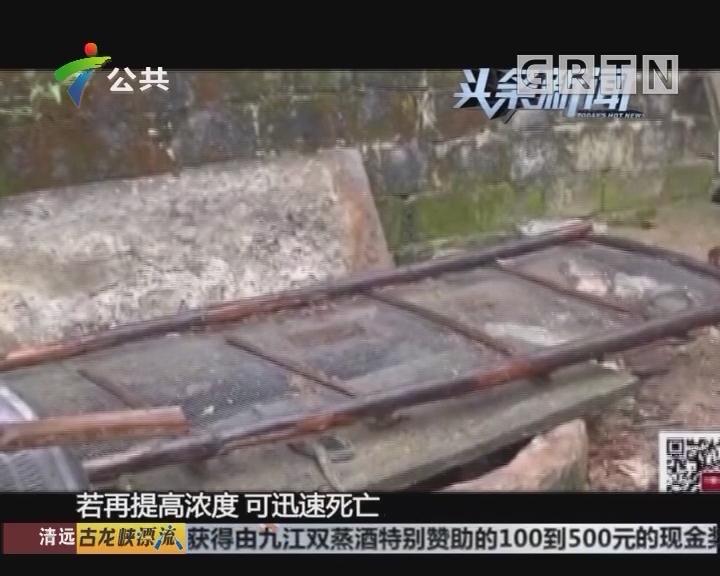 深圳:4人相继落入化粪池 多部门联合救援六小时