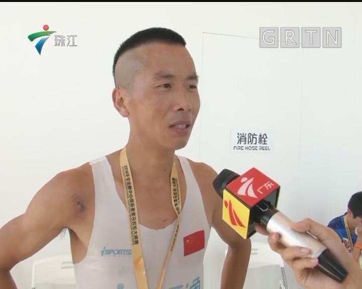 深圳:19分钟爬116层 国际垂直马拉松今日开跑