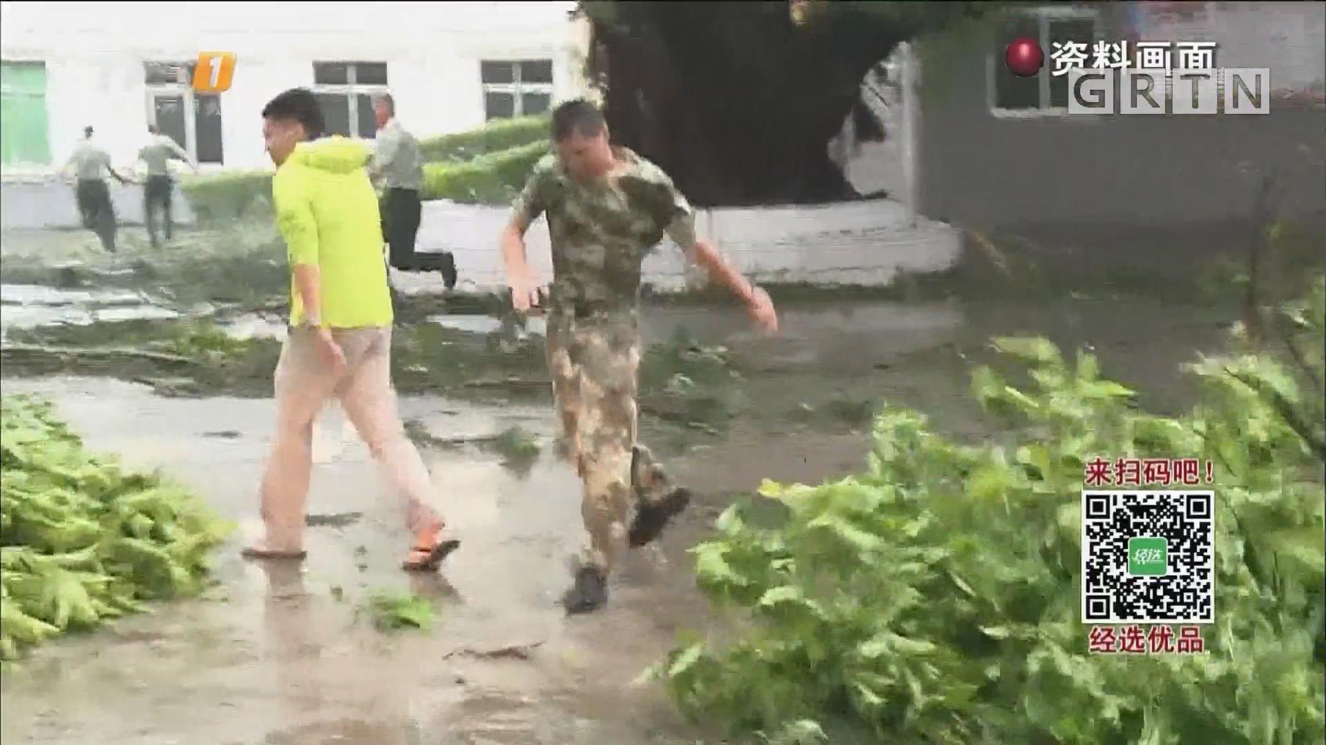 未雨绸缪看防汛 确保安全度汛期