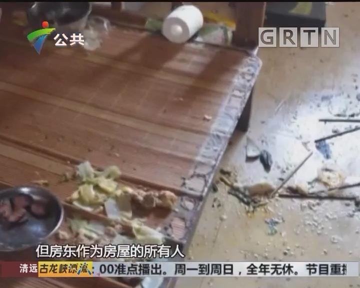 中山:出租屋一声闷响 原是石油气爆燃