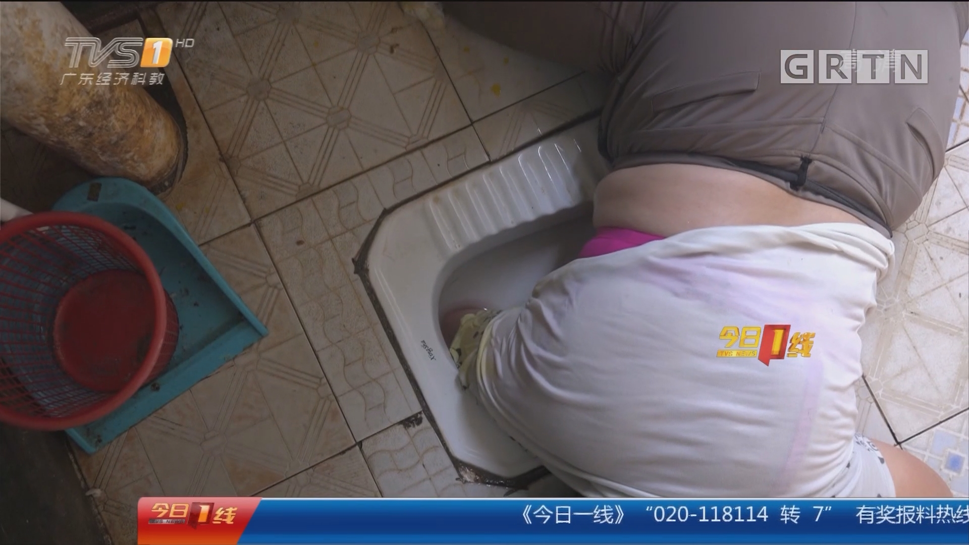 惠州惠东:女子手臂被卡下水道 消防救援