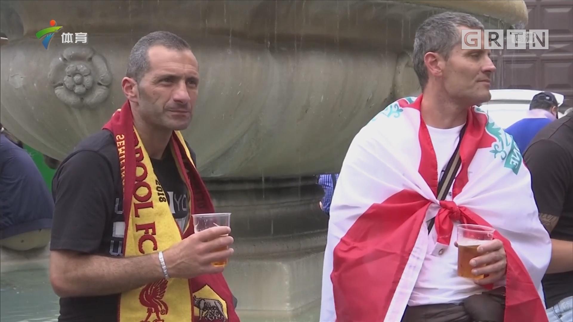 利物浦球迷:这一刻等了11年