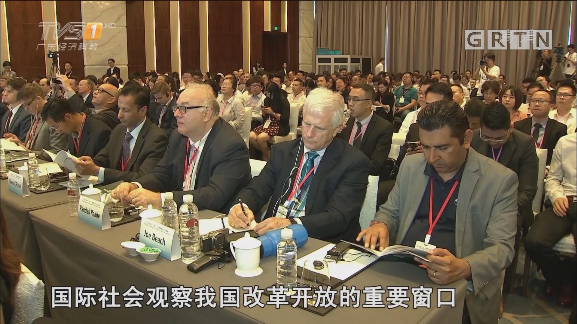 中国(广东)——美国投资合作交流会在广州举行:马兴瑞出席并发表主旨演讲