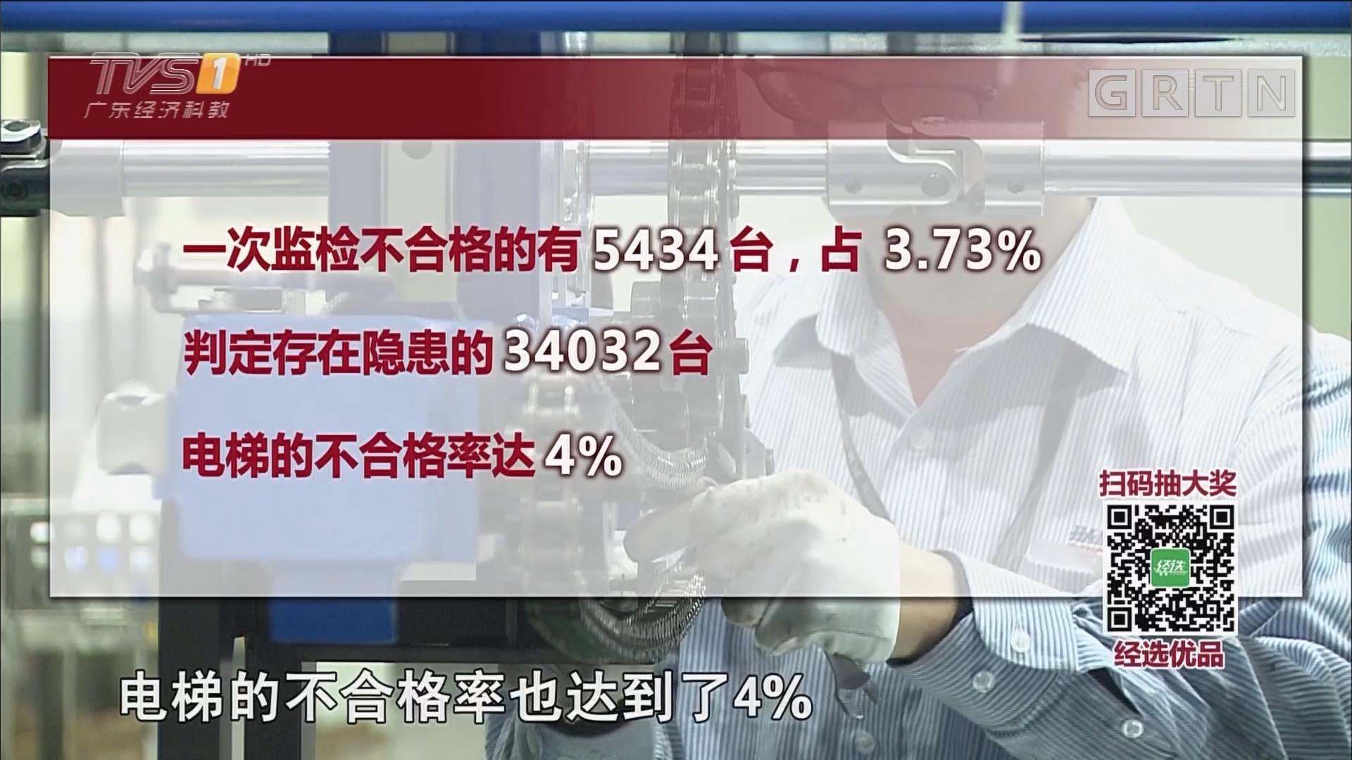 广东省质监局发布广东特种设备检验状况白皮书