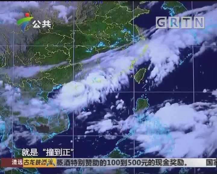 气象台:受台风影响 未来3天暴雨持续