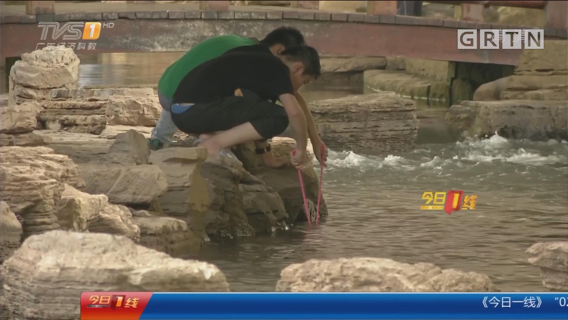 假期安全:玩水要小心 两月内广州已溺亡15人