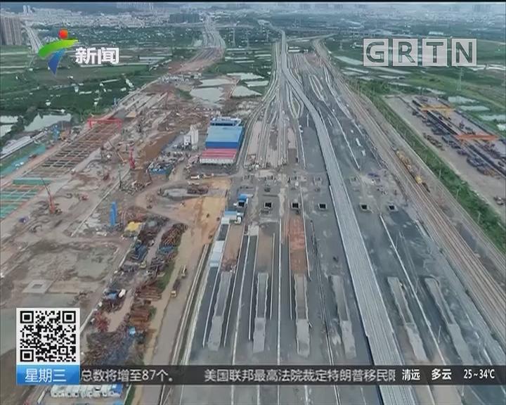 江湛铁路:用时间换空间 助推广东构建区域发展新格局