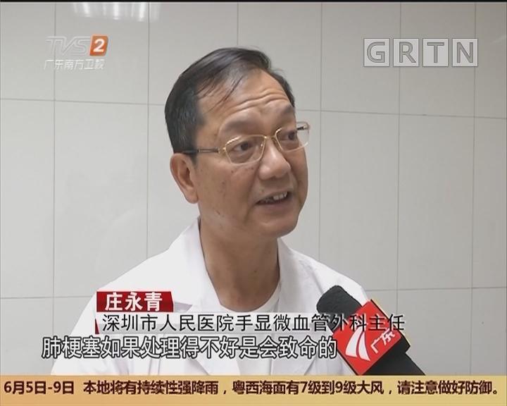 深圳:高考考生一觉醒来 左腿竟失去知觉