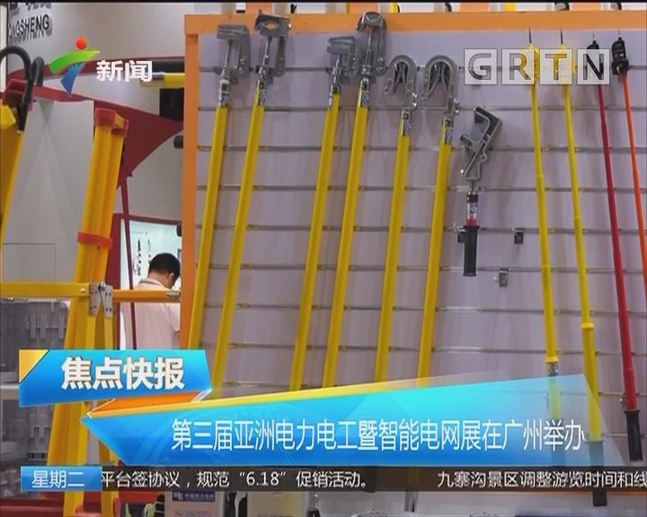 第三届亚洲电力电工暨智能电网展在广州举办