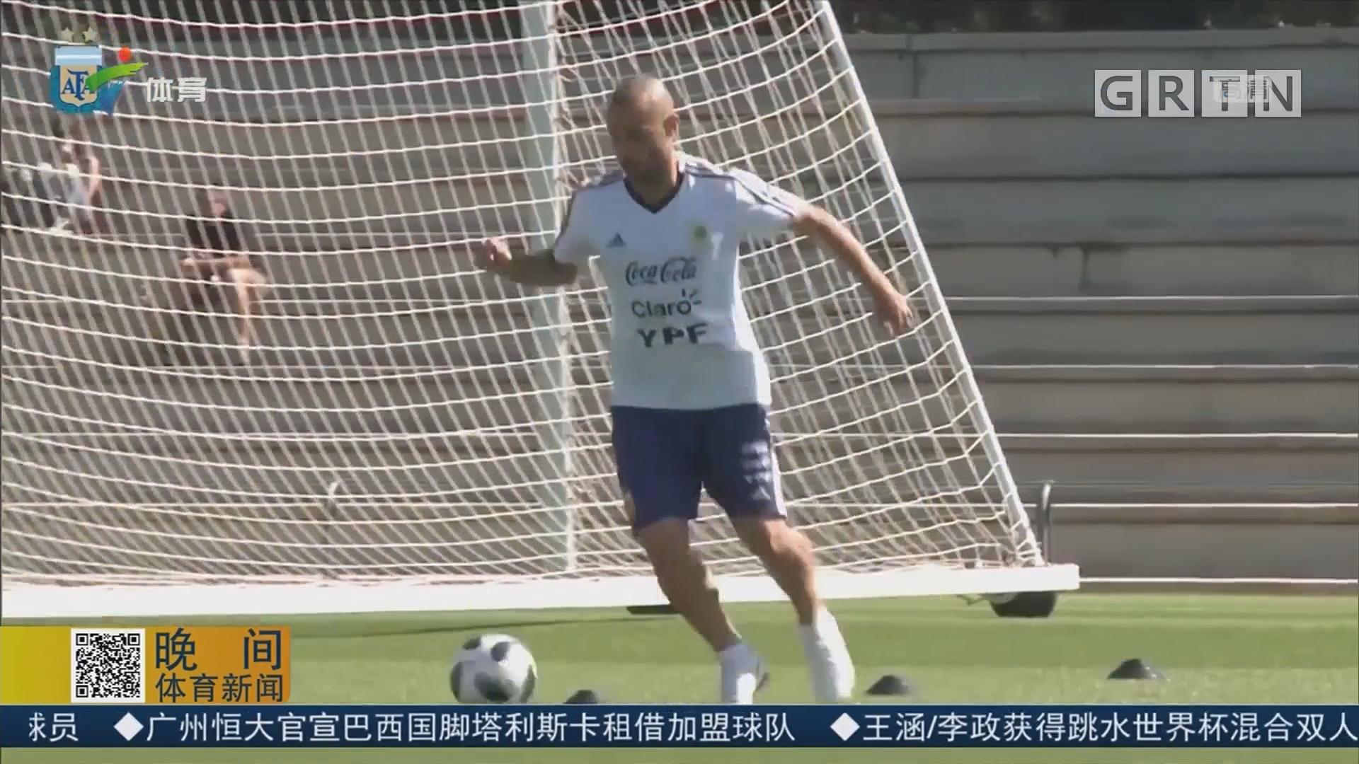 阿根廷中场再添伤员 兰奇尼很有可能缺席世界杯