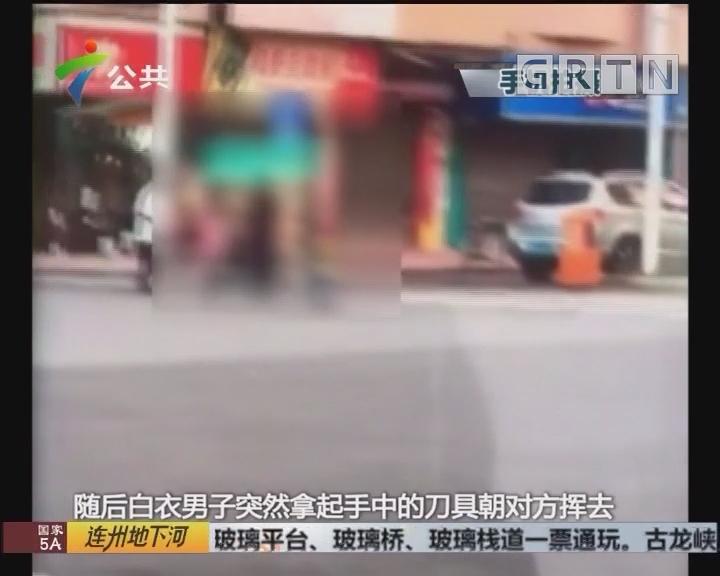 东莞:两男子因口角起冲突 嫌疑人当天被捕