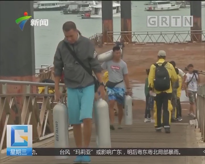 关注泰国普吉岛游船倾覆事故:80后广州潜水教练 超极限下潜救援