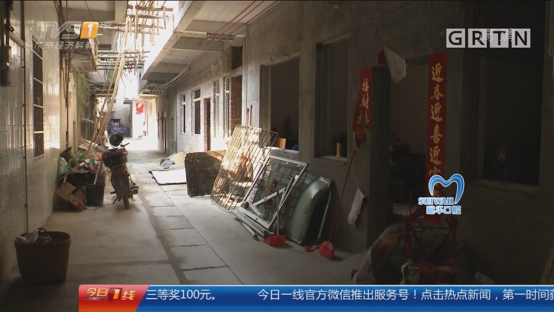 广州从化:居民楼煤气爆炸 一人严重烧伤入院