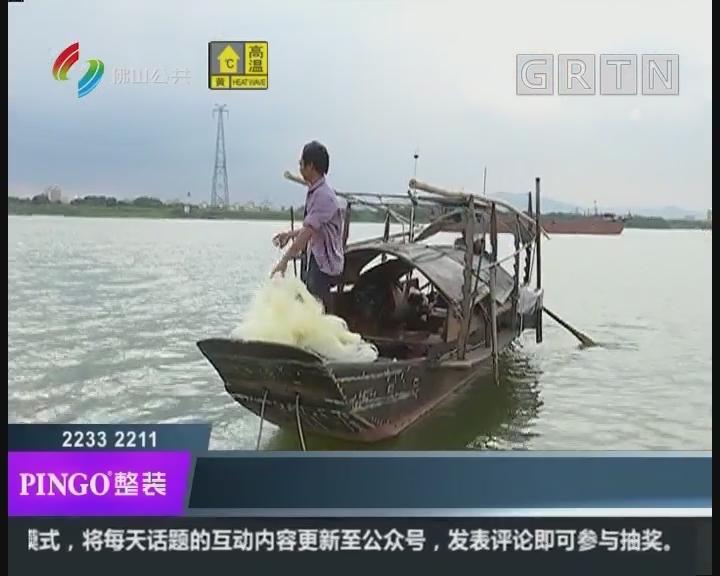 [2018-07-03]小强热线:开渔啦!渔民撒下第一网期待丰收季