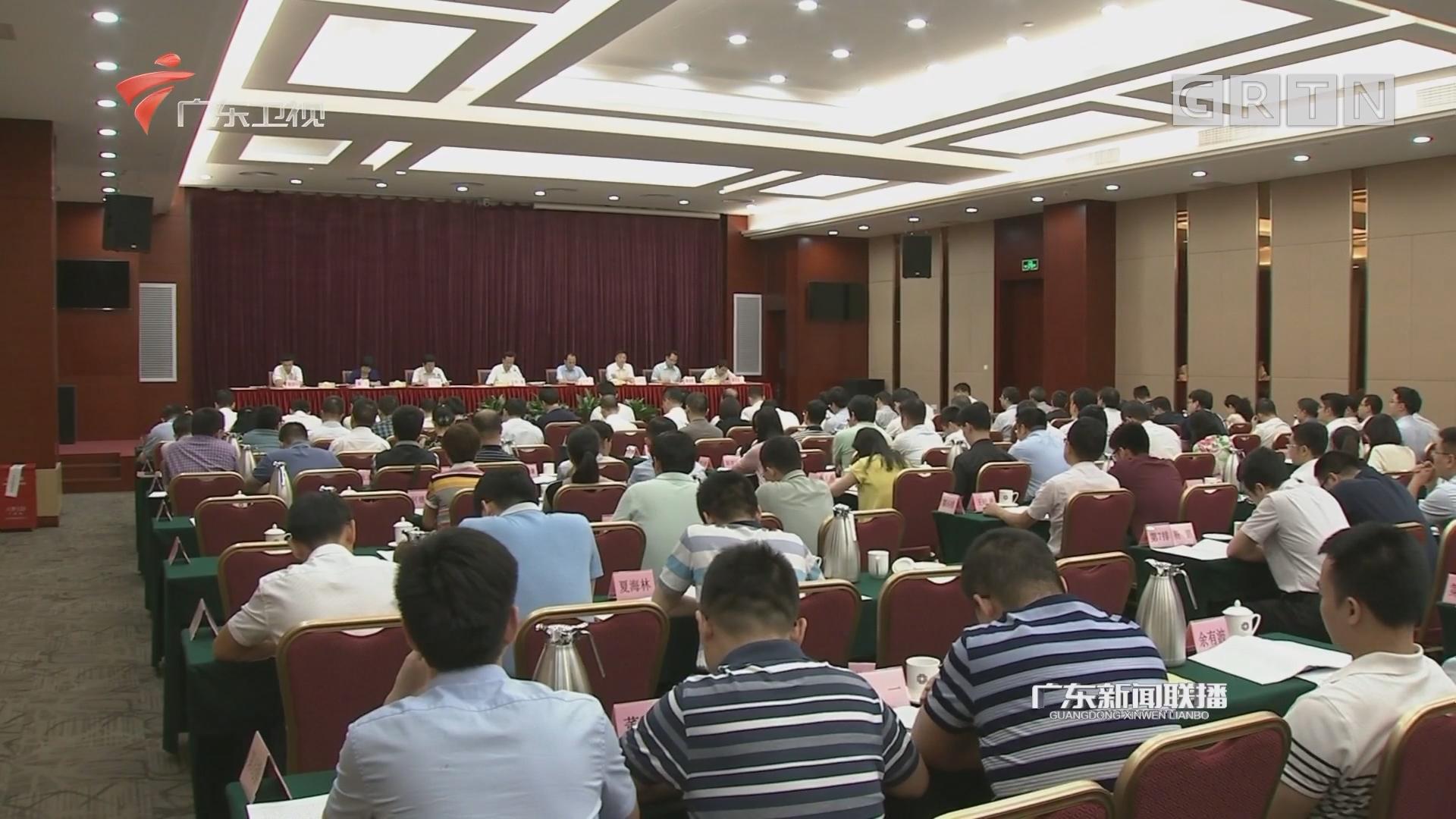 省委组织部传达学习全国组织工作会议精神