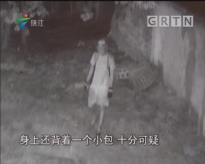 湛江:校内女生宿舍内衣被偷 警方介入