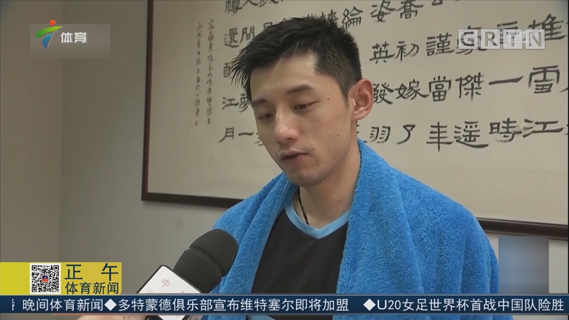 张继科:退赛无关腰伤 国际乒联有失公平