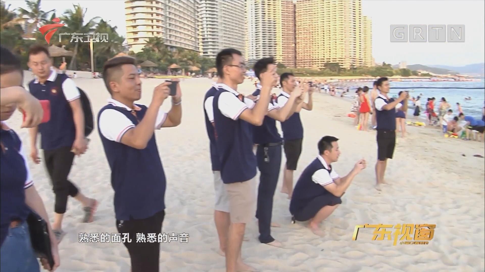 惠州:天红学子欢聚惠州 共庆毕业20周年