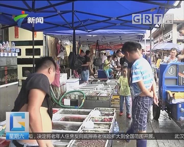 黄沙水产市场:广州黄沙水产市场或迁址芳村东洛围