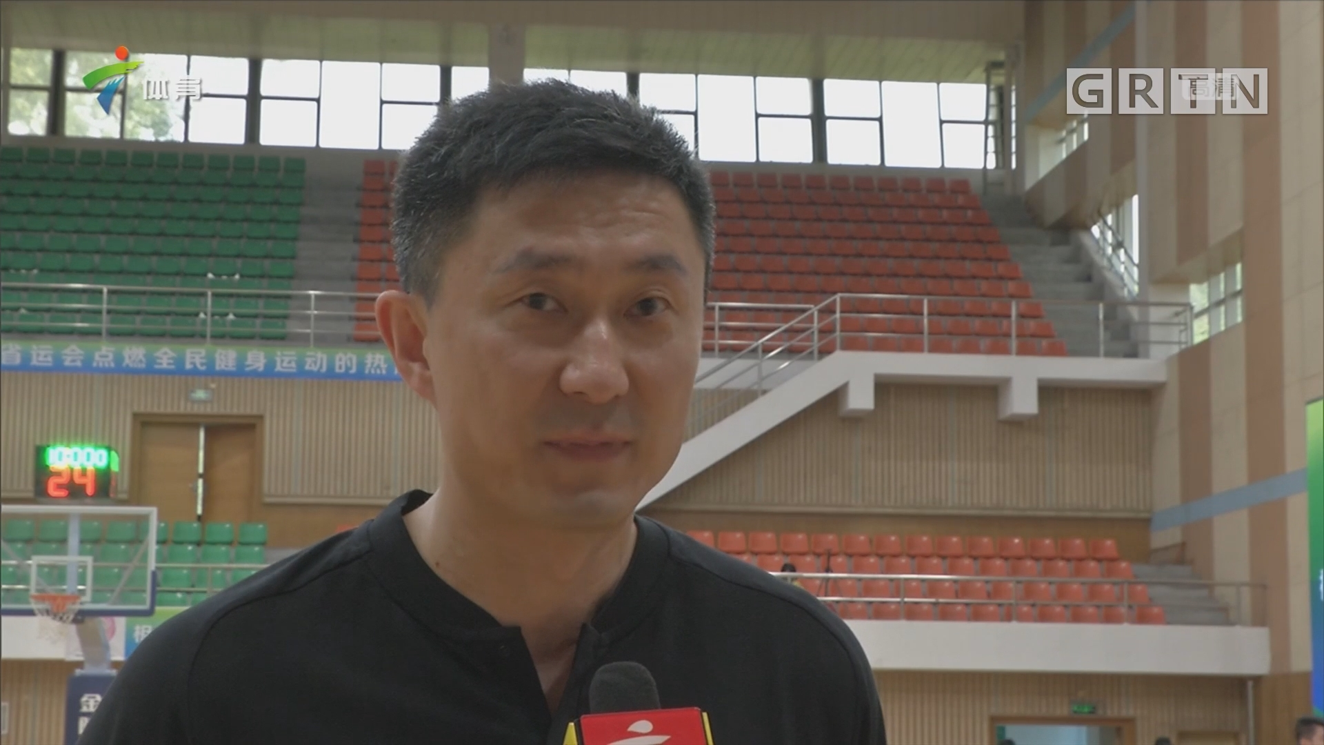 专访中国男篮国家队教练杜峰