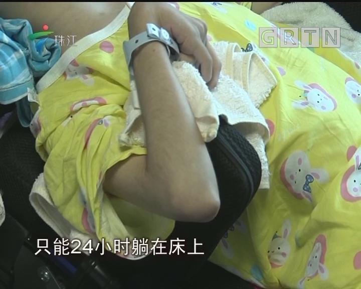 新闻特写:一个脑瘫患者的家庭