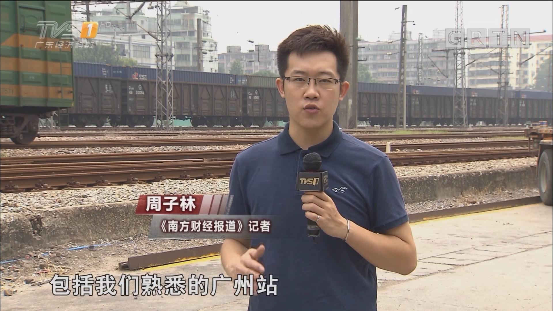 广州:白云站(棠溪站)即将开工 未来将有10个火车站