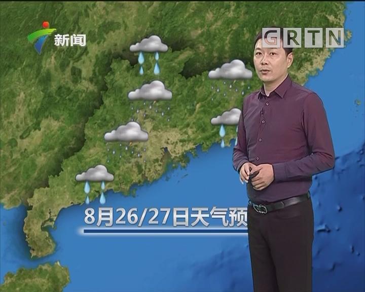20180826天气预报