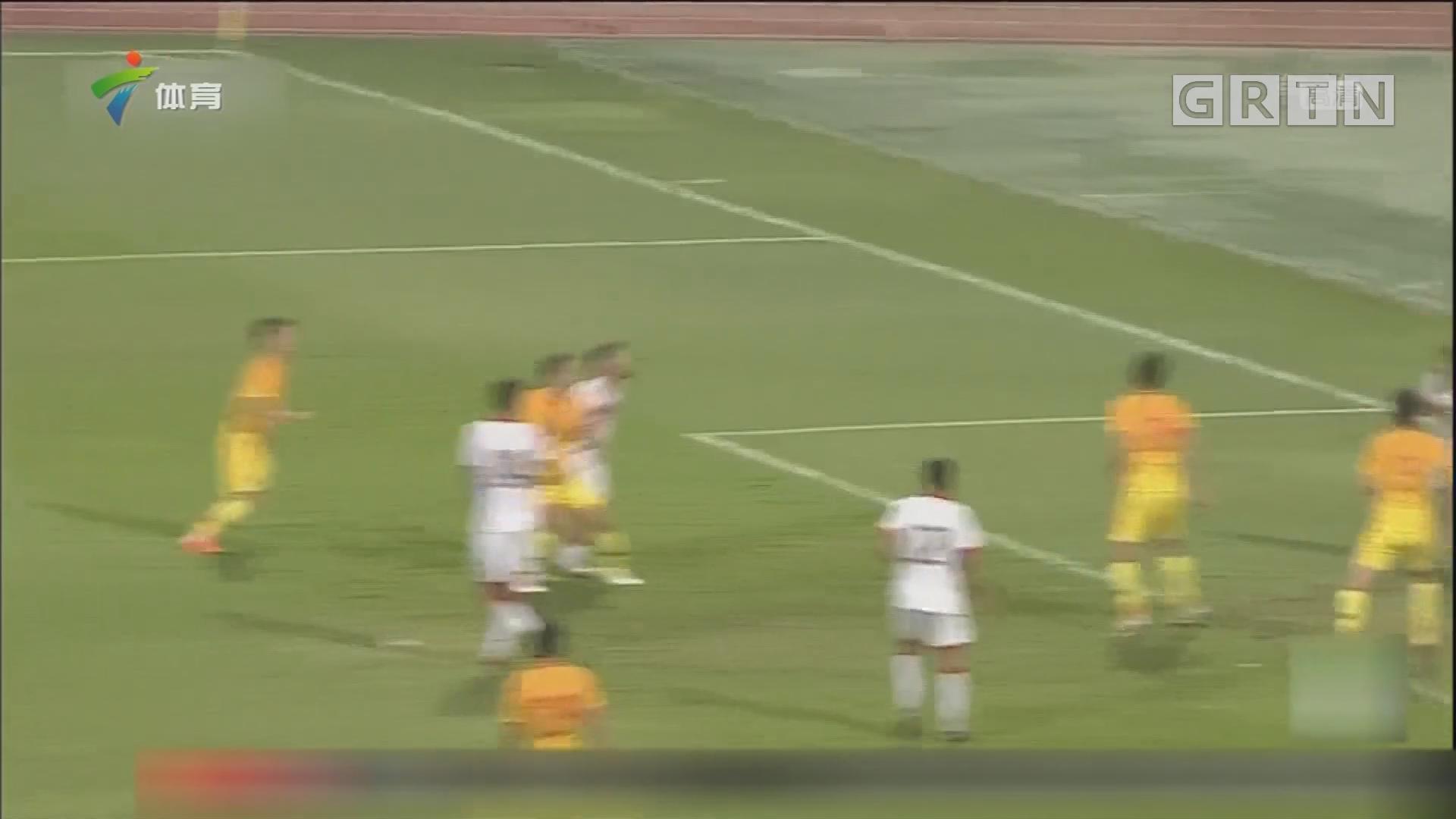 中国男足对比赛持于正面态度
