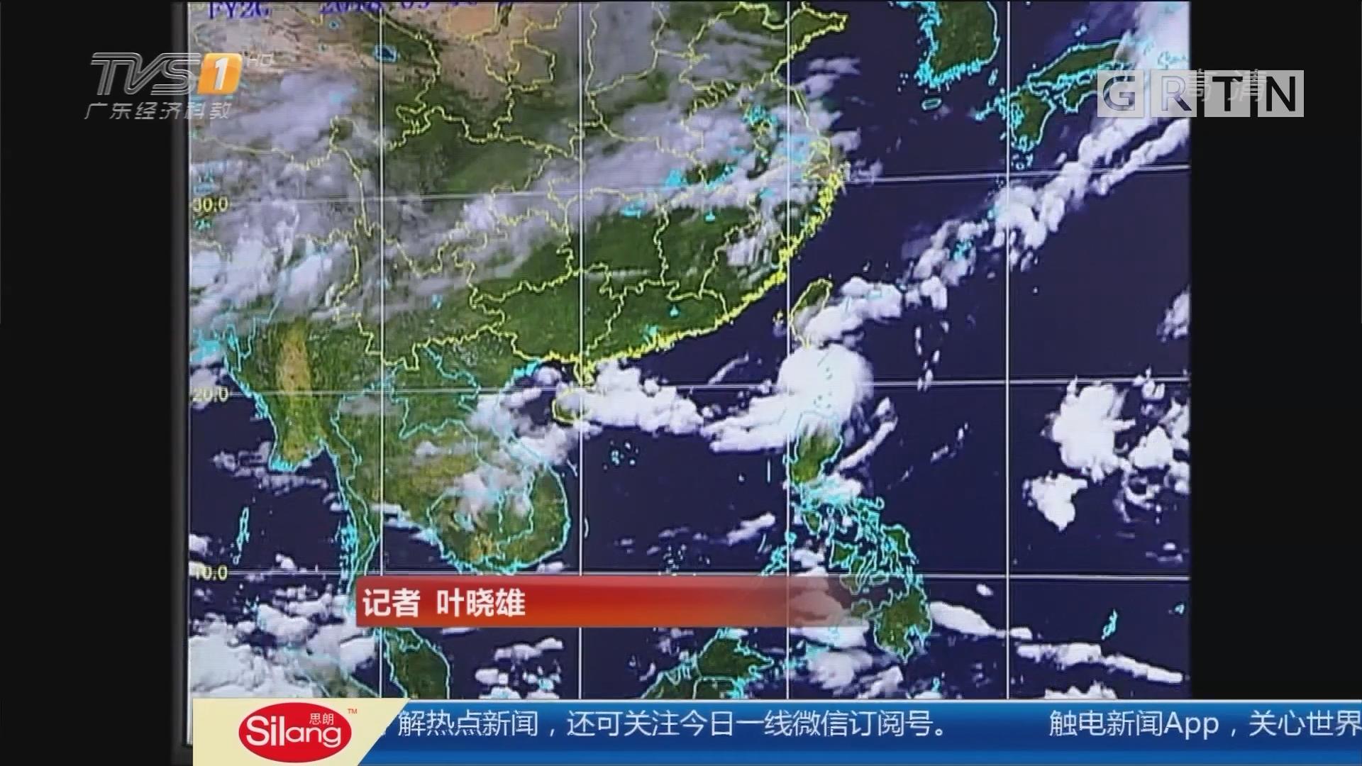 关注台风消息:今年第23号台风即将生成 或登陆粤琼沿海