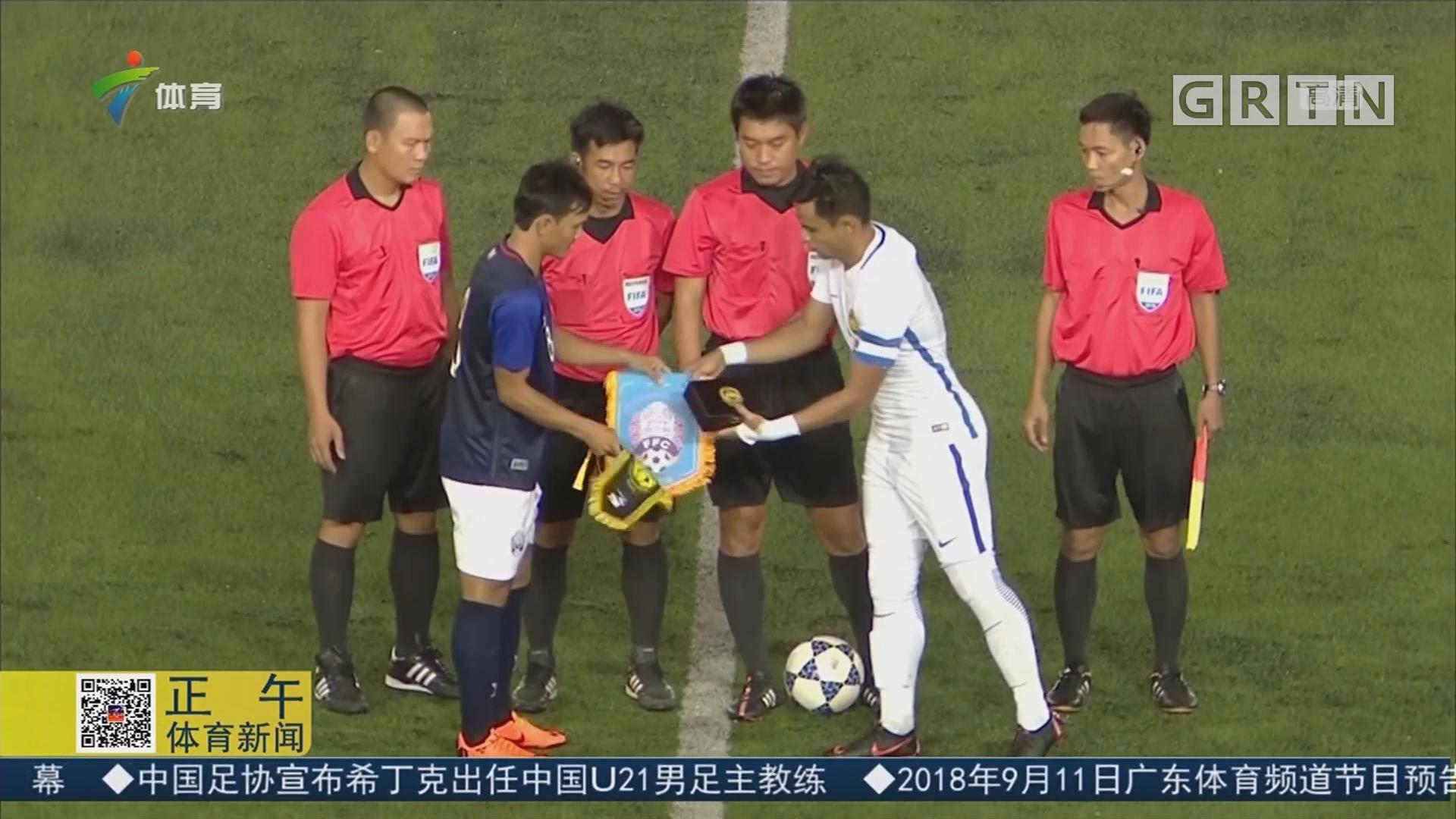 执教首秀遭逆转 本田圭佑:教练和球员不一样