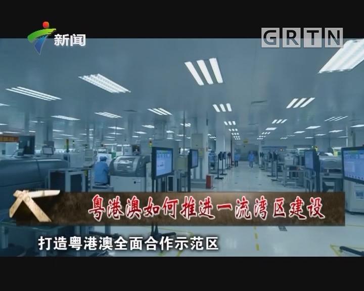 [2018-09-08]人大代表:粤港澳如何推进一流湾区建设
