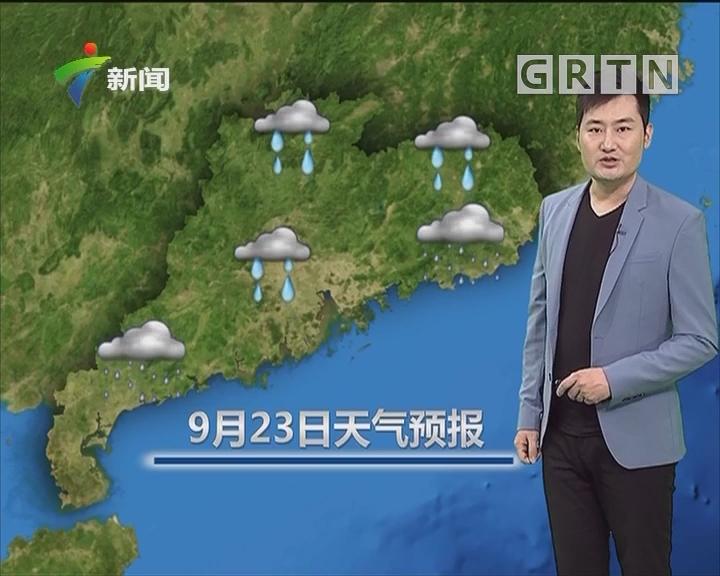 20180922天气预报