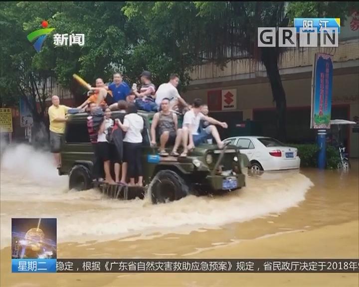 广东救灾应急响应降为Ⅳ级