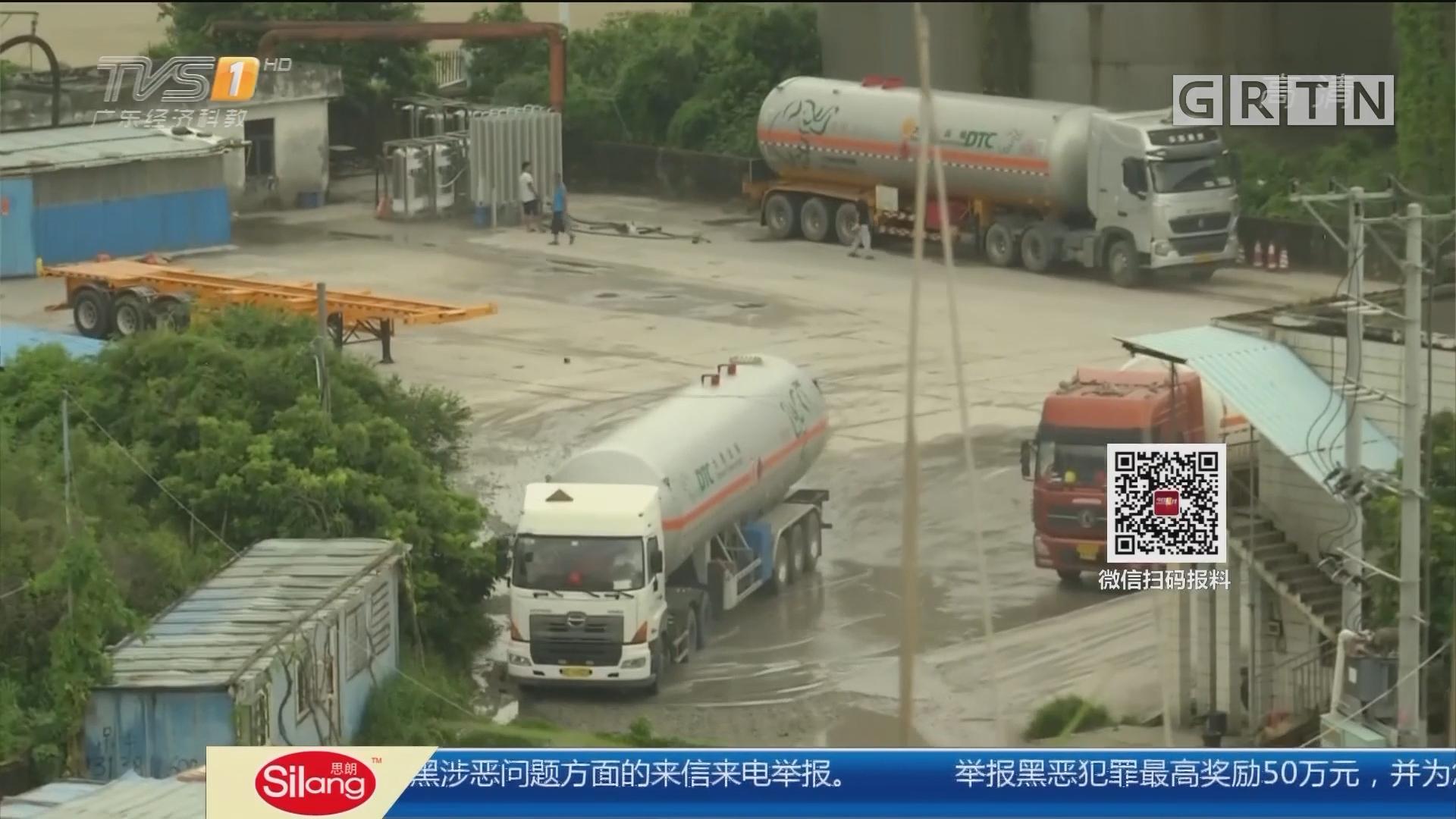 珠海金湾区:停车场变油库买卖汽油? 多部门联合查处