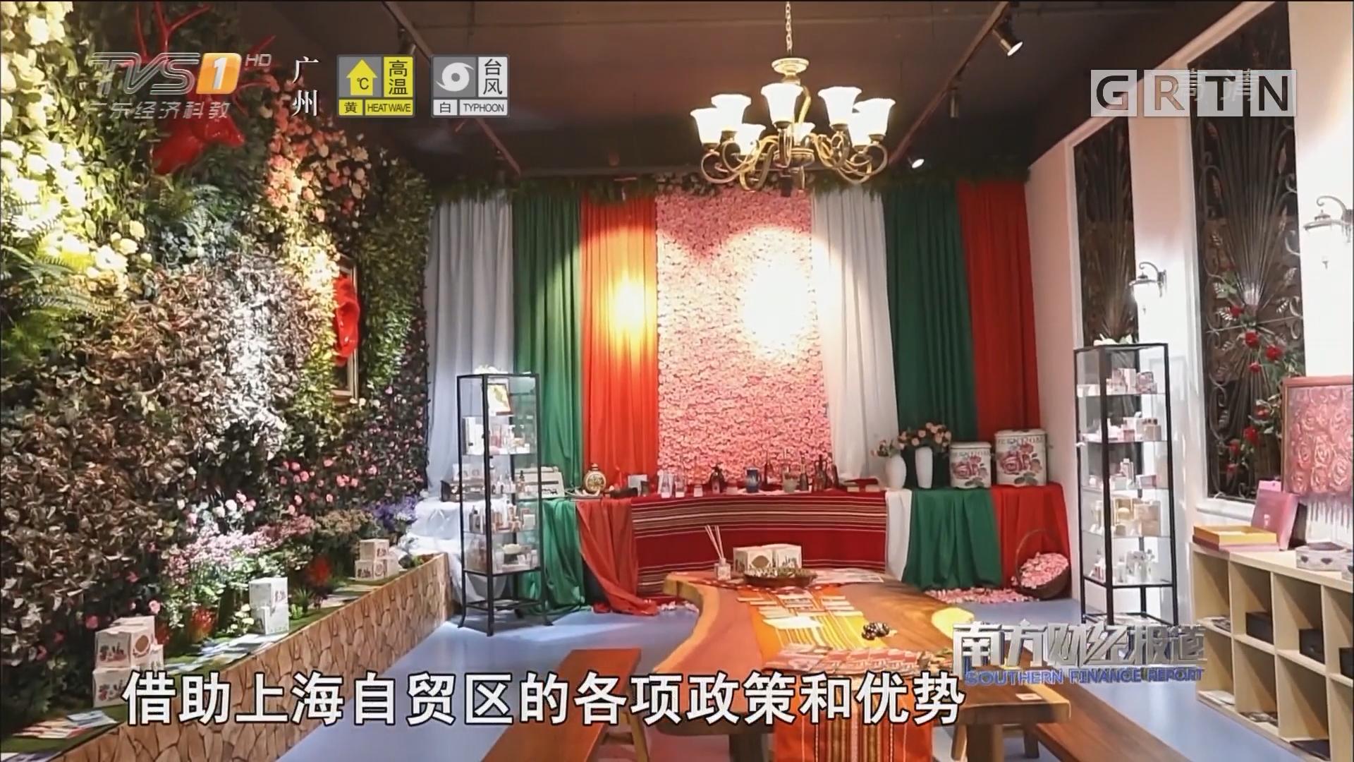 """走进上海自贸区 看永不落幕的""""国家馆"""""""
