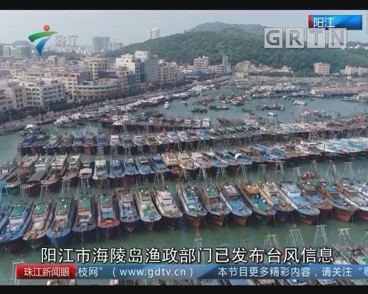 """广东各地部署""""双台风""""防御工作"""