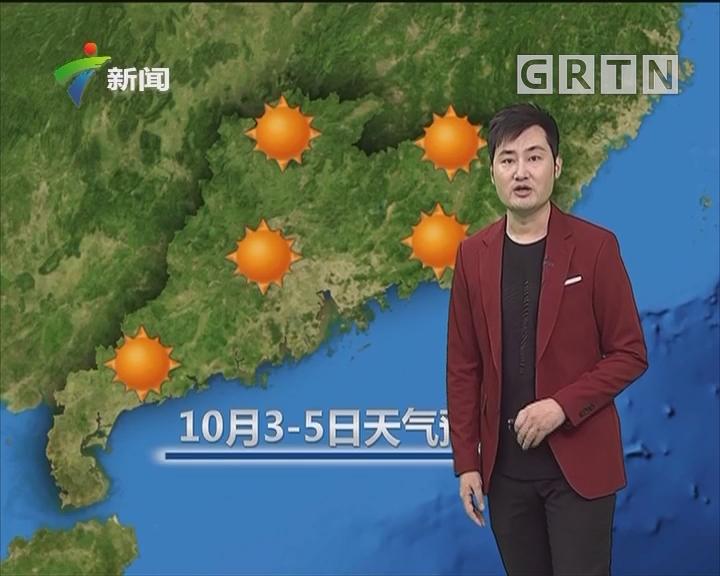 20181003天气预报