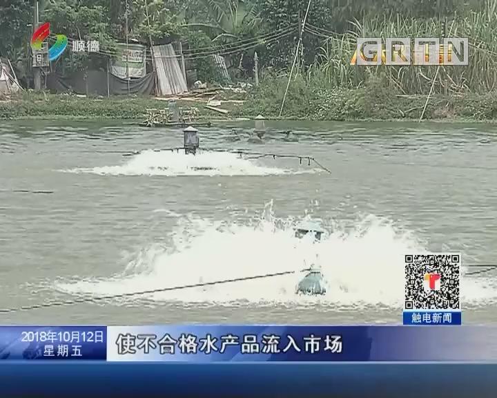 曹润明:规范水产养殖用药监管 保护农民利益
