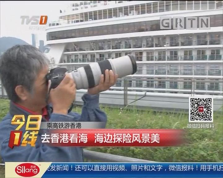 乘高铁游香港:去香港看海 海边探险风景美