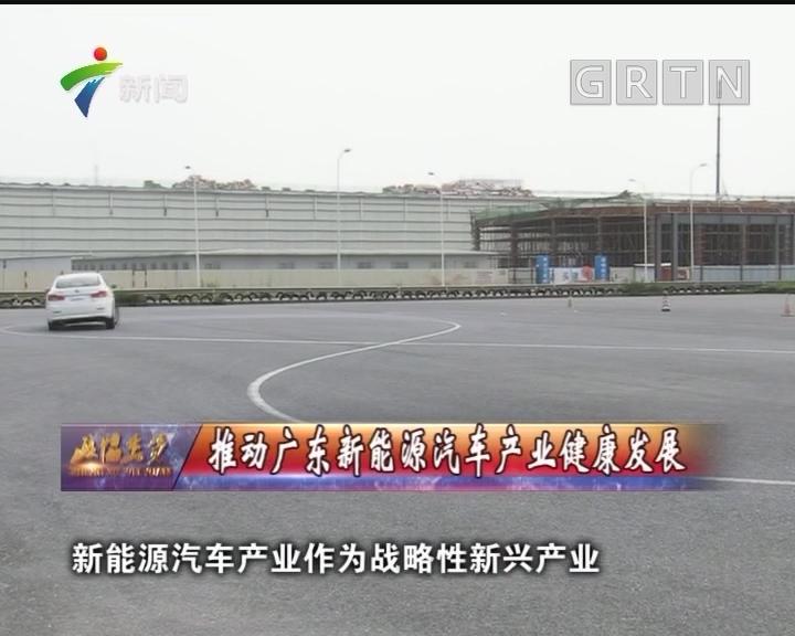 [2018-10-07]政协委员:推动广东新能源汽车产业健康发展