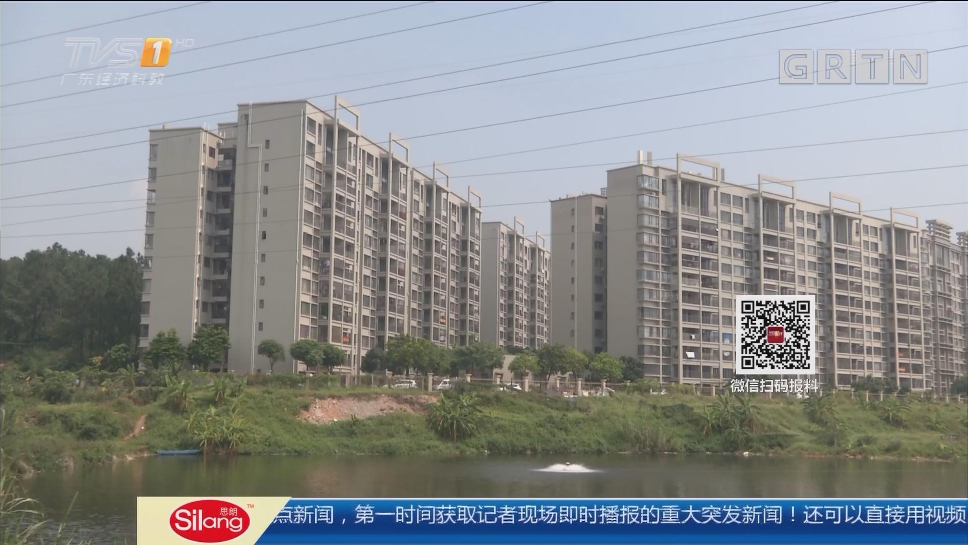 中山南朗镇:鱼塘死鱼臭气熏天 小区住户不敢开窗