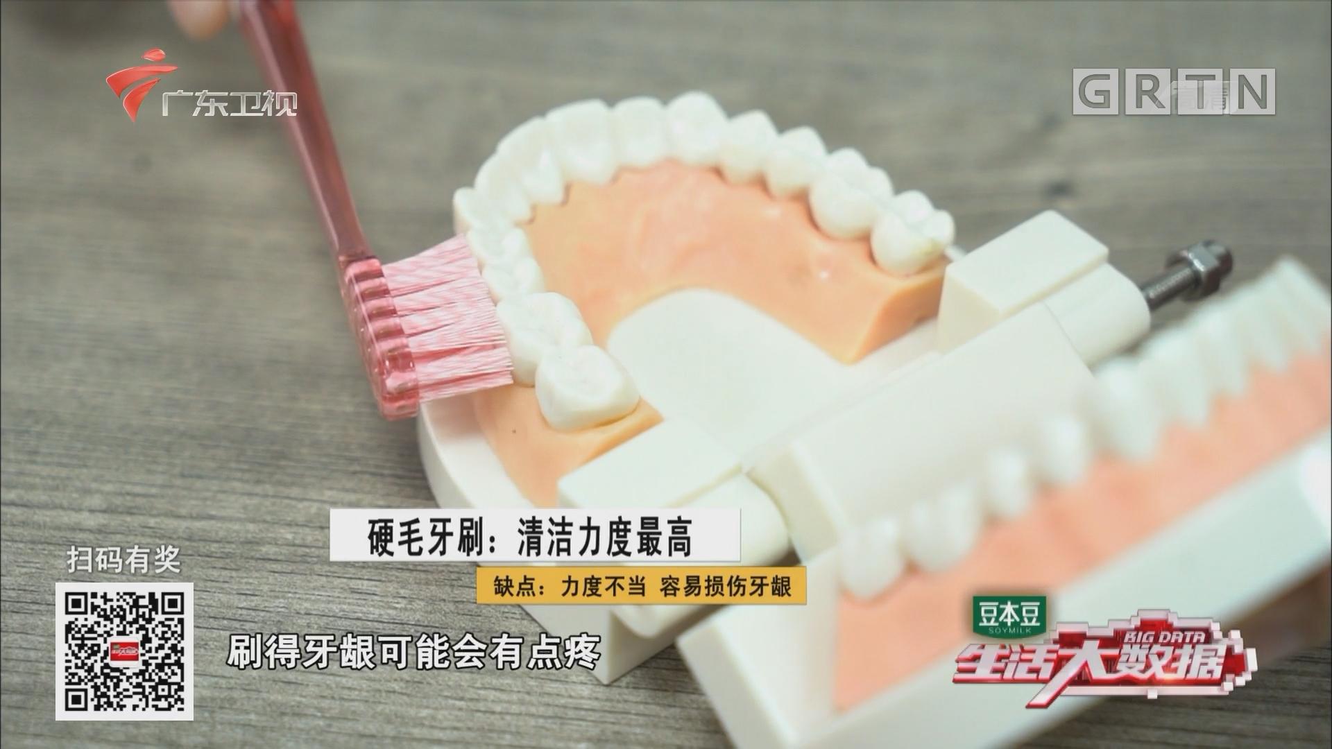 如何挑选合适的牙刷