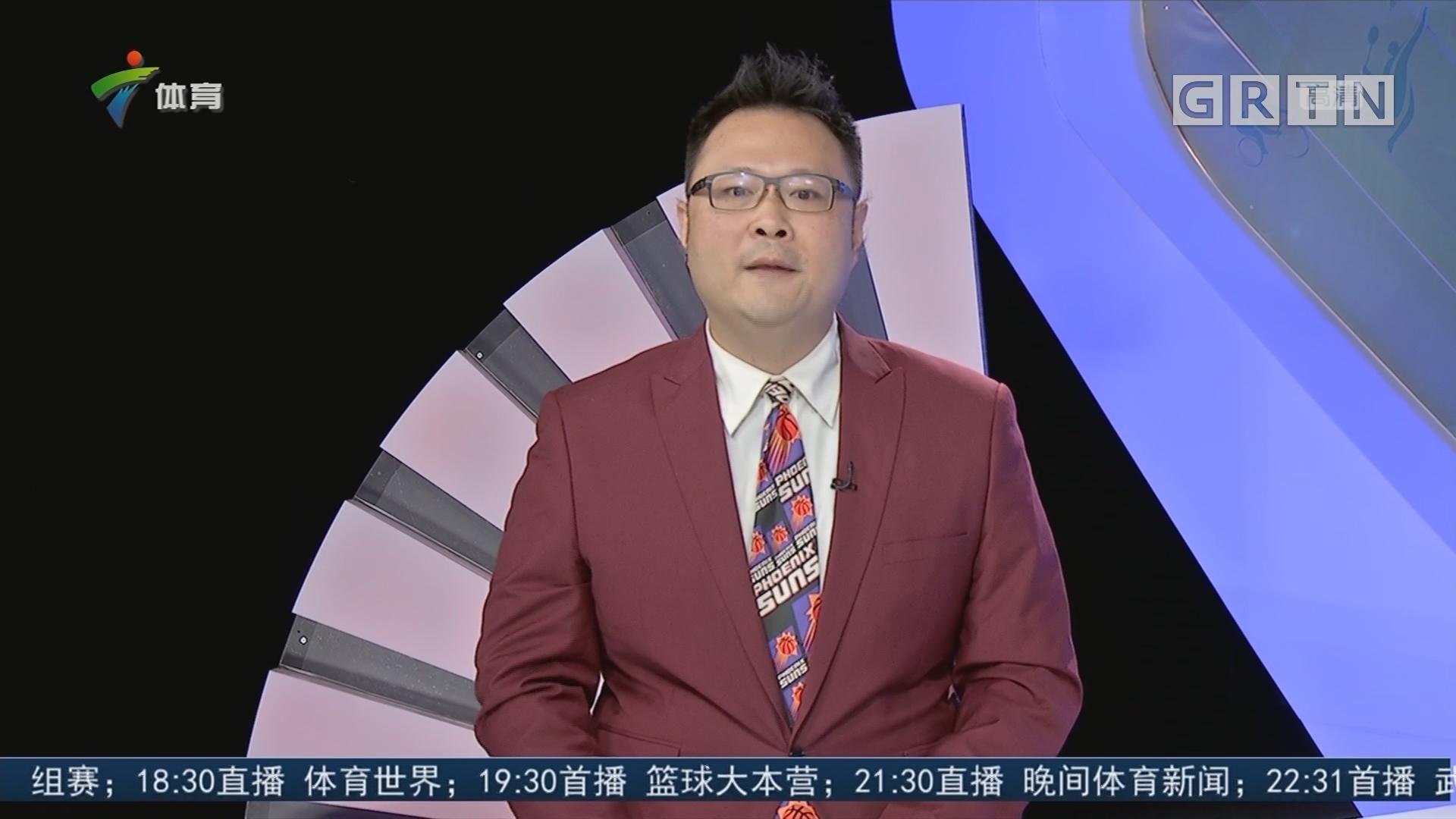 篮球评论员朱立宇:时代中国广州VS新疆广汇汽车