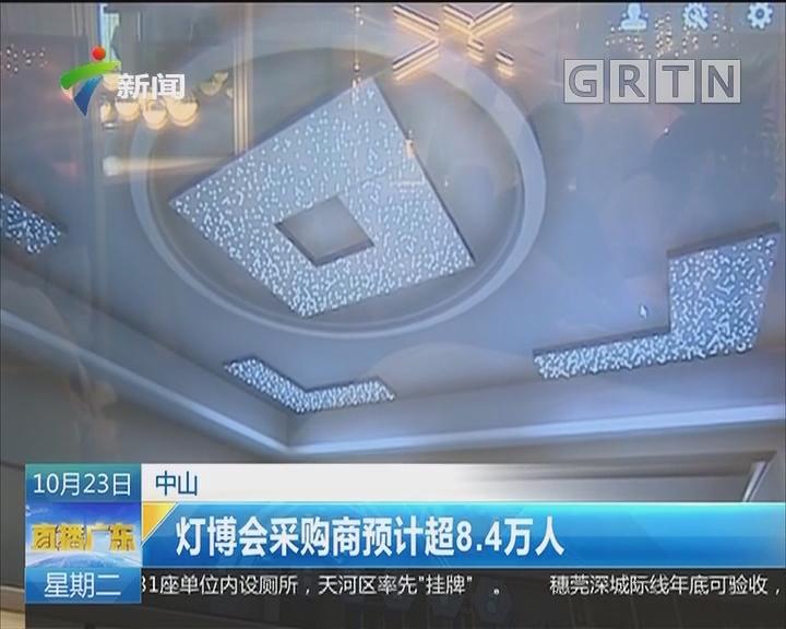 中山:第22届古镇灯博会昨天开幕